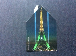 TICKET D'ENTRÉE  COUPE DU MONDE DE RUGBY FRANCE 2007  Édition Spéciale  TOUR EIFFEL - Tickets - Vouchers