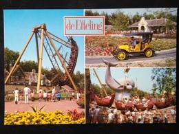 Netherlands, Uncirculated Postcard, « KAATSHEUVEL, Familiepark De Efteling » - Kaatsheuvel
