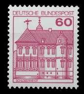 BRD DS BURG SCHL Nr 1028AII Postfrisch X7DD072 - Ungebraucht