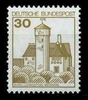 BRD DS BURG SCHL Nr 914AII Postfrisch X7DD1E2 - Ungebraucht