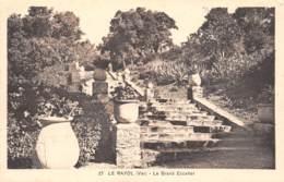 83 - LE RAYOL - Le Grand Escalier - Rayol-Canadel-sur-Mer