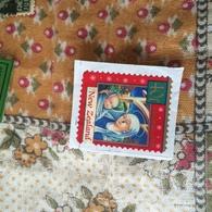 NUOVA ZELANDA IL NATALE 1 VALORE - Briefmarken