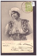 TURQUIE - CONSTANTINOPLE - FEMME EN COSTUME - B ( PETIT PLI D'ANGLE ) - Turkey