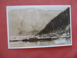 RPPC Harbor  Juneau   Alaska   Ref 4069 - Juneau