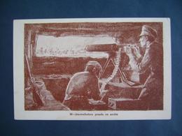 BOLIVIA - POST CARD COLECCION CAMPANA DEL CHACO Nº 26 IN THE STATE - Otras Guerras