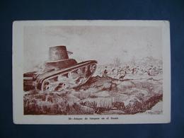 BOLIVIA - POST CARD COLECCION CAMPANA DEL CHACO Nº 50 IN THE STATE - Andere Oorlogen
