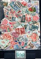 C109 Lot De + De 500 Timbres Oblitérés Anciennes Colonies Et D'expression Françaises + Laos PA N° 13 **Cote 180€ - Timbres