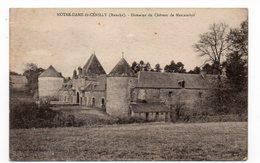 50 - NOTRE-DAME De CÉNILLY - Domaine Du Château De Marcambye (E96) - France