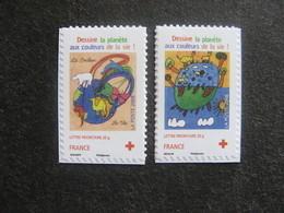 Autoadhésifs : TB Paire N° 237 Et N° 238 , Neufs XX. - France