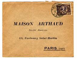 32080 -  De WARSZAWA Pour La France - 1919-1939 République