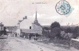 35 - Ille Et Vilaine -  LANGON - Entrée Du Village - Autres Communes