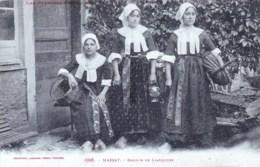 09 - Ariege -  MASSAT - Groupe De Liadoures - Coiffes Et Costumes - Otros Municipios