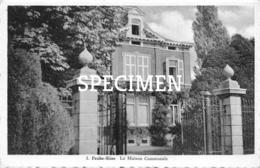 3 La Maison Communale - Fexhe-Slins - Juprelle