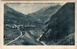 51gs 519 CPA - VALLEE DE LA ROMANCHE - VILLARD D'ARENE ET LE COMBAYNOT - France
