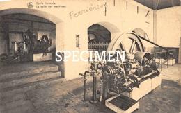 Ecole Normale - La Salle Des Machines - Ferrières - Huy