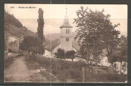 Carte P ( Les Ponts-de-Martel ) - NE Neuchâtel