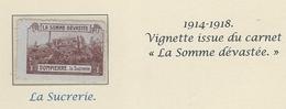 DOMPIERRE  Somme - Vignettes Militaires