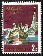 Malta SG. 619 Gestempelt Used (9451) - Malta