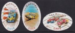France 2005, Race Cars, Rally, Vfu - Gebraucht