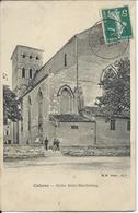 [46] Lot > Cahors Eglise Barthelemy - Cahors