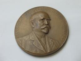 Médaille HENRY DARCY -  1886-1911 Comité Central Des HOUILLERES De France  **** EN ACHAT IMMEDIAT *** - Firma's