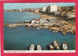 Modern Post Card Of Playa El Arenal,Mallorca,Islas Baleares,Spain,P87. - Mallorca