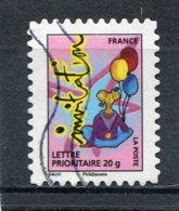 FRANCE AUTOADHESIFS N° 342   (Y&T) (Oblitéré) - KlebeBriefmarken