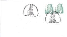 MATASELLOS 2002  AVILES - 1931-Heute: 2. Rep. - ... Juan Carlos I