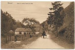 DINANT : Dans La Vallée, Fond De Leffe - Attelage - Dinant