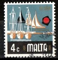 Malta SG. 494 Gestempelt Used (9457) - Malta