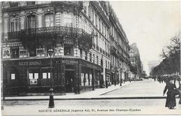 PARIS: SOCIETE GENERALE 91 AVENUE DES CHAMPS ELYSEES - Other