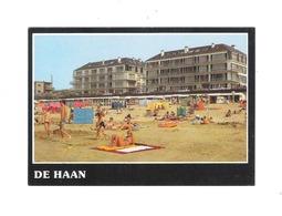 DE HAAN - STRAND EN ZEEDIJK    (10.385) - De Haan