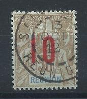Réunion N°78 Obl (FU) 1912 - Réunion (1852-1975)