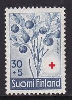 Finland 1958, Red Cross, Minr 495 MNH - Ungebraucht