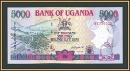 Uganda 5000 Shillings 1998 P-37 (37b) UNC - Oeganda