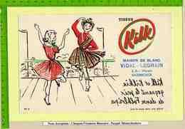 BUVARD : Tissus KILK Danse Folklorique N°6 - Textile & Clothing
