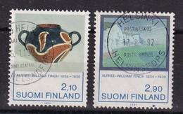 Finland 1991, Complete Set Vfu - Finlandia
