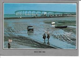 CHARENTE MARITIME-Ile De Ré Le Pont...MB - Ile De Ré