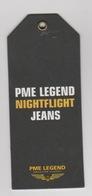 Clothing Label-kledinglabel-etiquette-etikett PME Legend American Classic - Historische Bekleidung & Wäsche