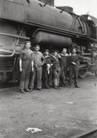 PHOTO 15 X 10  BETHUNE  GROUPE DE HEMINOTS 1946 - Bethune