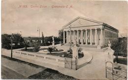 Teatro Colon - Guatemala CA  1908 - Timbres Et Cachets Au Verso - Guatemala