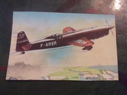 Aviation Militaire / ILLUSTRATEUR  LOUIS PETIT CAUDRON DE JAPY C 860 - 1946-....: Modern Era