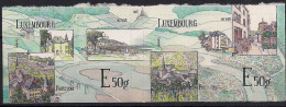 2013 Luxemburg Mi. 1981-2**MNH Das Moseltal - Ungebraucht