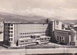 Cpsm 10x15. MILITARIA .AVIATION . GRENOBLE (38) Ecole Des Pupilles De L'Air - Grenoble