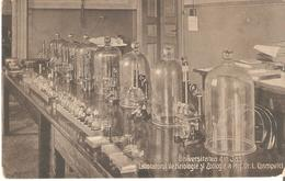 Ci02523 Romania Iasi University Physiology And Zoology Laboratory Prof L Cosmovici Ca 1920 Photo Weiss - Rumania