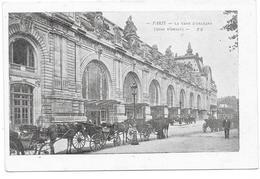 PARIS : GARE D'ORLEANS - Frankreich