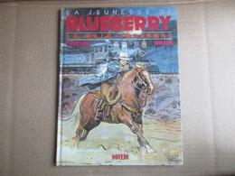 Le Raid Infernal (Charlier / Wilson) éditions Novedi De 1990 - Blueberry