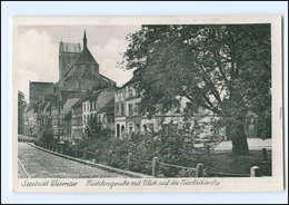 XX006858/ Wismar Mühlengrube AK Ca.1940 - Deutschland