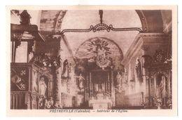 14 0 081 - PRETREVILLE - Intérieur De L'Eglise - Altri Comuni