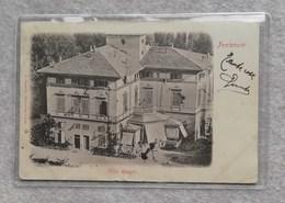 Cartolina Postale Italiana Pontenure - Villa Raggio, Per Forlì - Altre Città
